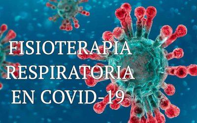 ¿Qué puedo hacer después del Coronavirus o COVID-19? Mejora la capacidad pulmonar con Fisioterapia Respiratoria