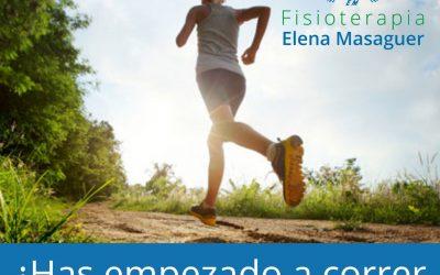 ¿Has empezado a correr y tienes dolor lumbar?